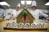 College of DuPage Culinary Students Decorate for Charity 2017 13 (COD Newsroom) Tags: winner collegeofdupage cod culinary gingerbreadhouse helpinghandscenter glenellyn christmas holiday illinois lagrange lagrangebusinessassociation bakingandpastryarts college charity disabilities