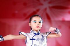 IMG_0254M 青花瓷美眉. 嘉義 龍鳳兒舞蹈團 2017臺中國際踩舞祭 (陳炯垣) Tags: performance stage dancer dancing girl