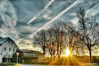 Morning sun in Zedtwitz