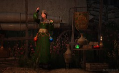 Alchemy, yes, she has potions.. (~Sublime~) Tags: velia bdo blackdesertonline alchemy