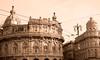 Genoa (spaetzle) Tags: genoa italianriviera fujifilmxt1 fuji architecture sepia