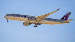 Qatar Airways | A350XWB | A7-ALA (Anthony Kernich Photo) Tags: a7ala airbus a350xwb airbusa350 widebody a350 airplane aircraft airplanepicture airplanephotograph airplanephoto commercialaviation plane aviation jet olympusem10 olympus olympusomd planespotting planespot aeroplane flight flying airline airliner raw air oneworld adelaide adelaideairport ypad terminal airfield landing qatar qatarairways qtr