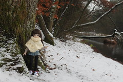 Lake walk ❄❄❄ (Ninotpetrificat) Tags: mdd muñeca dollfiedream dollfie ddh10 volks doll dollclothes hobby handmade wald walk lake cute kawaii japandoll asiandoll toys