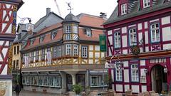Idstein Fachwerkhäuser (wernerfunk) Tags: hessen