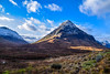Scottish Landscape (Tassos Giannouris) Tags: scottish landscape snow winter mountains green blue clouds sky horizon grass peaks nikon d3300 high