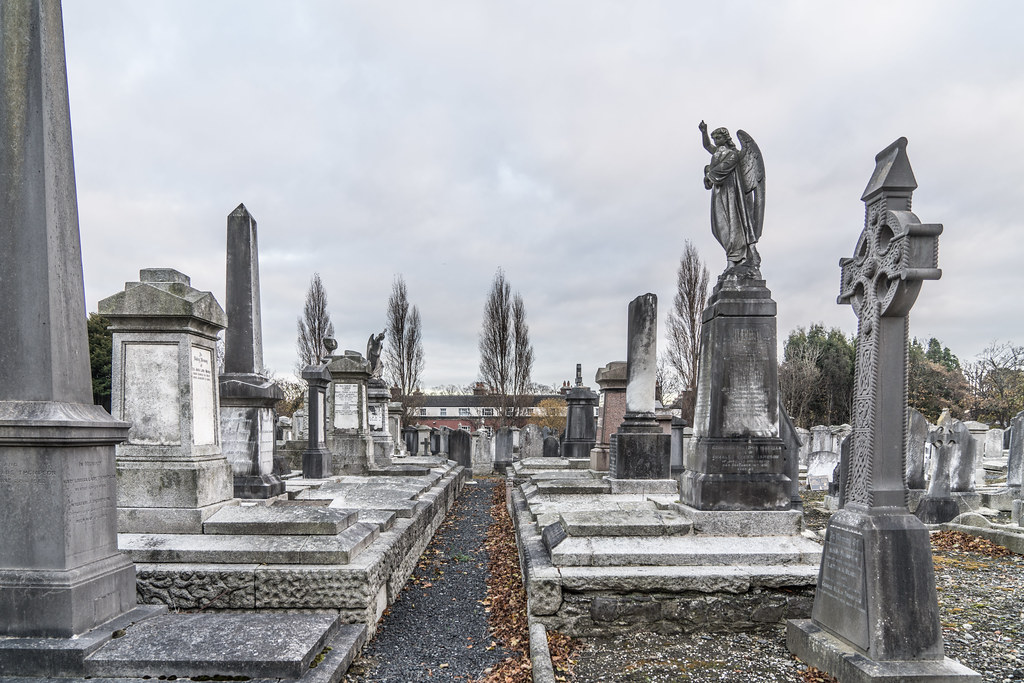 MOUNT JEROME CEMETERY IS AN INTERESTING PLACE TO VISIT [IT CLOSES AT 4PM]-134350