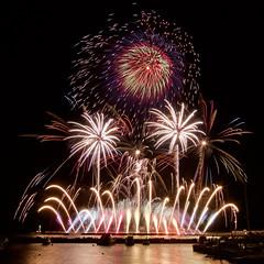 熱海海上花火大会    Atami Fireworks Festival (ELCAN KE-7A) Tags: 日本 japan 静岡 shizuoka 熱海 atami 花火 fireworks ペンタックス pentax k3ⅱ イケブン ikebun 2017