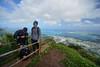 Haiku Stairs (8mr) Tags: stairway haiku stairs hiking hikers hike oahu waikiki hawaii