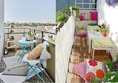 Colorful Balcony Designs (kreatecube) Tags: kreatecube interiordesign interiordesigns tinybalcony balcony balconydecor topinteriordesignersdelhi topinteriordesignersindia