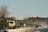 Teixiero (REGFA251013) Tags: nieve tren train comboio mercancias madera renfe vagon adif teixeiro curtis