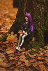DSC_0614 (Fransozig) Tags: spiritdoll liana msd bjd abjd autumn