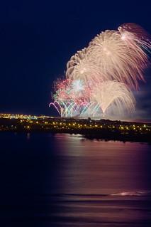 New Brighton Guy Fawkes fireworks