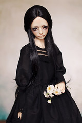 Ethel (Luthigern) Tags: bjd dollmore zaoll luv doll sd
