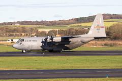 USAF C-130 (Dougie Edmond) Tags: plane aircraft military egpk