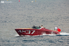 Aston Martin AM37 - 11m - Quintessence Yachts (Raphaël Belly Photography) Tags: rb raphaël monaco raphael belly photographie photography yacht boat bateau superyacht my yachts ship ships vessel vessels sea motor mer m meters meter aston martin am37 11m 11 quintessence am red rouge rosso bordeau