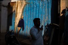 (Arindam Thokder) Tags: mg3804 smocker light shadow bangalore india street