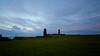 """Sunrise (west facing) (Kristin """"Shoe"""" Shoemaker) Tags: chile easterisland rapanui moai ahu tahai"""