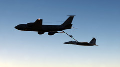 Refueling_11 (The_SkyHawk) Tags: world f15 eagle usaf refueling air force dcs digital combat simulator flight flying jets aviation virtual flightsim