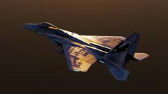 Refueling_2 (The_SkyHawk) Tags: world f15 eagle usaf refueling air force dcs digital combat simulator flight flying jets aviation virtual flightsim