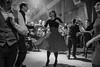 The joy of Rock 'n Roll - B (Drummerdelight) Tags: dancing bw blackandwhite smiles action vintage rocknroll