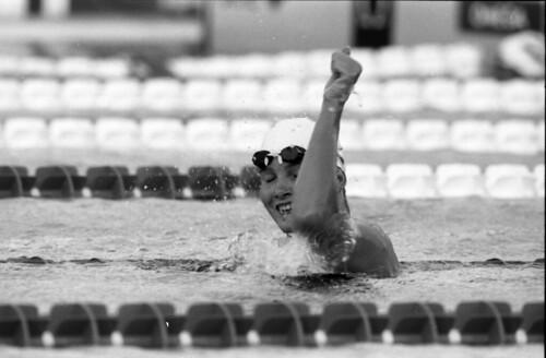 118 Swimming EM 1991 Athens
