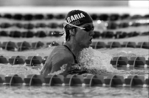 368 Swimming EM 1991 Athens