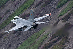 F-16 LFA7 (Artyom Anikeev) Tags: airplane aviation avia artyomanikeev anikeev airforce united kinghdom wales lfa7 machloop machynlleth military canon cad east f16 fighting falcon lockheed martin belgian