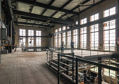 Power House (mgsmith) Tags: 2017 building powerhouse albertkahn burroughs geotagged steam architecture detroit steel pluymouth michaelgsmith michigan plymouth usa us