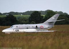 IMG_2563 (jeanpierredewam) Tags: 129 dassault falcon10mer msn129 frenchnavy flottille 57s