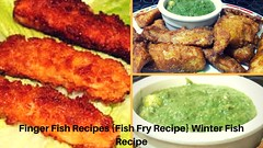 Finger Fish Recipes {Fish Fry Recipe} Winter Fish Recipe (lotusfoodgallery) Tags: fish cooking recipe recipes lotus food gallery wwwlotusfoodgallerycom seafood finger winter