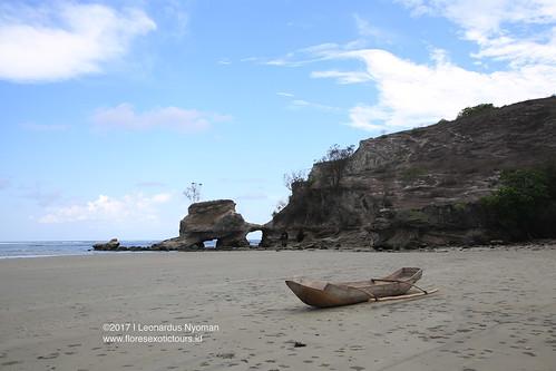Watuparunu beach - Sumba island