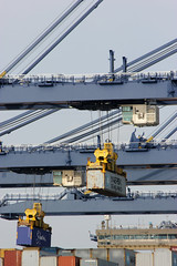IMG_1570 (Yorkshire's Finest) Tags: portoffelixstowe shippingcontainer maersk maerskline