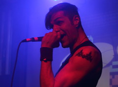 Beat:Cancer Festival: Electrowerkz, N1: 18-November 2017: The Gothsicles (amodelofcontrol) Tags: beatcancer electrowerkz industrial thegothsicles