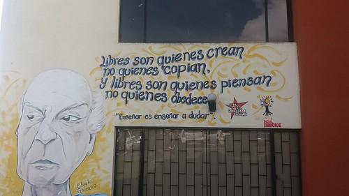 Mensaje de Eduardo Galeano