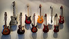 Electric (Sun~Lover) Tags: guitars electric collection wall art music appreciation les paul
