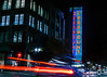 final night at the paramount (pbo31) Tags: bayarea california night black dark november 2017 fall boury pbo31 city urban color oakland eastbay alamedacounty broadway street theater paramount traffic lightstream neon lights 20th film cinema historic downtown motionblur nikon d810 northgate