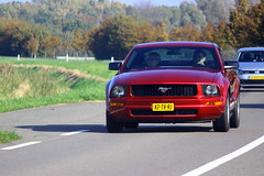 2007 Ford Mustang (Dirk A.) Tags: 47tvrj onk sidecode6 2007 ford mustang