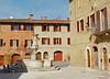 Asciano (Darea62) Tags: asciano cretesenesi village square tuscany borgo toscana siena architecture monument art