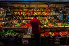 The best of the best.... (Dafydd Penguin) Tags: food fresh farms farmers market merkat galvany barcelona bbc programme city urban street vendor harvey nicks nichols best quality growers shots raw catalunya catalonia spain nikon df nikkor 20mm af f28