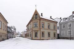 Gamlebyen, Old city, Fredrikstad, Norway (Ingunn Eriksen) Tags: gamlebyen oldcity fredrikstad norway østfold snow winter nikond750 nikon