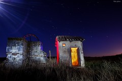 Night Scenes (Peideluo) Tags: light color abandoned nightscape lightpainting longexposure night