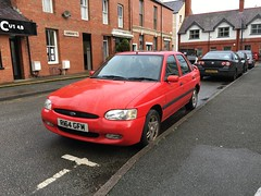 Ford Escort 1.8 Si (VAGDave) Tags: ford escort 18 si 1998