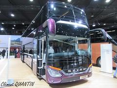 SETRA S 531 DT - DAIMLER BUSES (Clément Quantin) Tags: car autocar tourisme interurbain setra s 531 dt s531 531dt s531dt daimler buses daimlerbuses busworld busworldeurope kortrijk 2017