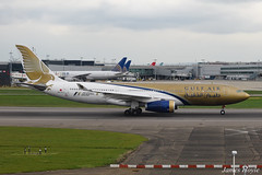 Gulf Air A9C-KC A330 at London Heathrow Airport 16-04-16 (JH Aviation Photography@EGCC) Tags: airliner airport aircraft airways aviation airlines airbus a330 london lhr renaissancehotel