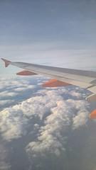 Photo of flight home