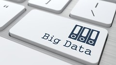 Big Data (gstarseo) Tags: big data white keyboard button computer enter black icon text background business analytics large database software amount storage innovation center service information size structure complex concept volume resources search network capture technology server asset internet analysis byte management trend computing complexity visualization research collection web quantity tech