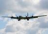 "Boeing B29 ""FIFI"" (BSKY STUDIO BAM) Tags: tailgunner tricycleundercarriage flapsdown landing fifi 5d canon wwiibomber 4engine fourengine largeaircraft"