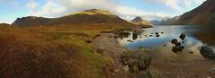 Wast Water, Wasdale, Cumbria (mandysp8) Tags: thelakedistrict cumbria wasdale mountains rocks sunlight nationalpark england uk