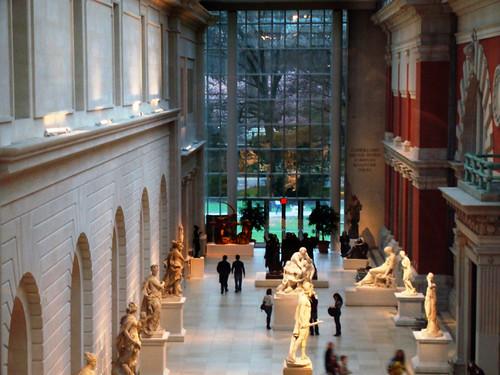 "Museo Metropolitano de Arte  Nueva York, EUA • <a style=""font-size:0.8em;"" href=""http://www.flickr.com/photos/30735181@N00/38897298821/"" target=""_blank"">View on Flickr</a>"