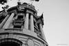 Architecture (renataiacono) Tags: architecture madrid spain spagna espana sky white blackandwhite